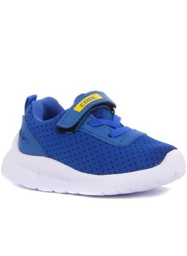 Cool 20-S20 Mavi Erkek Çocuk Bebe Günlük Spor Ayakkabı Mavi